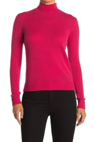 Theory Mock Neck Cashmere Sweater