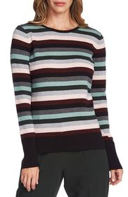 Vince Camuto Striped Pullover Sweater