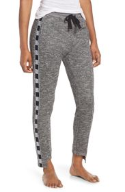 UGG Iris Logo Stripe Terry Track Sweatpants