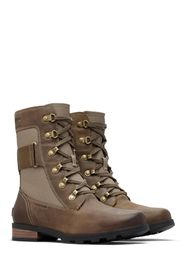 Sorel Emelie Conquest Waterproof Lace-Up Boot
