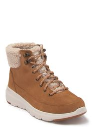 Skechers On The GO Glacial Ultra Woodlands Faux Sh