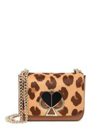kate spade new york small nicola genuine calf hair