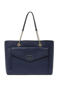 kate spade new york a la vita ostrich halsey leath