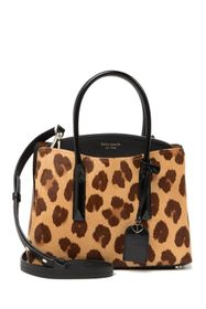 kate spade new york medium genuine calf hair satch