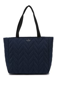 kate spade new york leather rima quilted tote