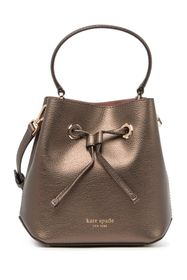 kate spade new york leather eva small bucket tote