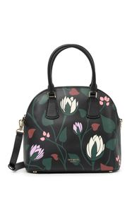 kate spade new york leather sylvia deco bloom larg