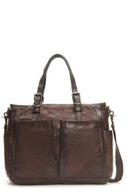 Frye Murray Leather Tote Bag