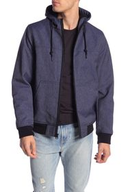 Levi's Faux Shearling Lined Bomber Jacket