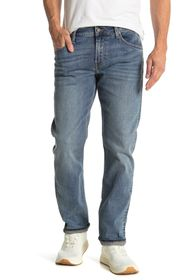 7 For All Mankind The Straight Squiggle Slim Strai