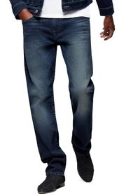True Religion Geno Big T Slim Fit Flap Pocket Jean