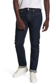 Levi's 513 Slim Straight Fit Jeans