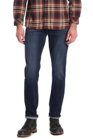 "Lucky Brand 121 Slim Fit Jeans - 30-34"" Inseam"