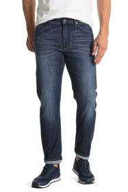 7 For All Mankind Slimmy Squiggle Slim Straight Le