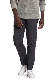 Brooks Brothers Grey Plaid Trousers