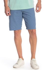 Tommy Bahama Island Check Seersucker Shorts