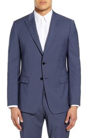 Theory Chambers Stretch Wool Sport Coat