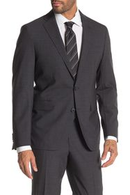 Cole Haan Two Button Notch Lapel Blazer