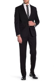 Dockers Black Two Button Notch Lapel Suit