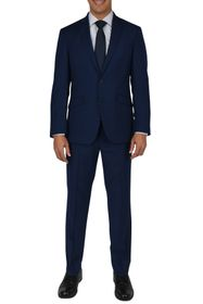 Kenneth Cole Reaction Nested Modern Blue Two Butto