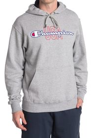 Champion Power Blend Graphic Hoodie