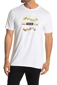 Hurley Tropic Reflections Graphic T-Shirt
