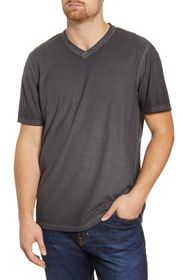 Tommy Bahama Cirrus Coast Striped V-Neck T-Shirt