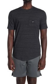 Under Armour Space Dyed Logo Pocket T-Shirt