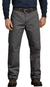 Dickies Relaxed-Fit Straight-Leg Carpenter Duck Je