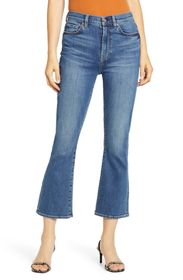 7 For All Mankind High Waisted Slim Kick Flare Jea