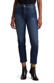 HUDSON Jeans Holly High Rise Cropped Straight Leg