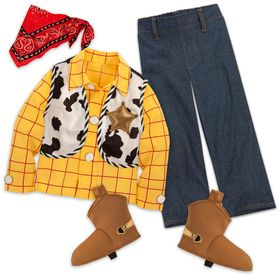 Disney Woody Costume for Kids – Toy Story