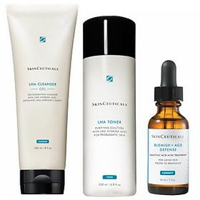 SkinCeuticals Acne Skin System (Worth $173.00)