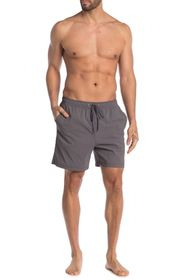 Tommy Bahama Grid Beach Swim Trunks