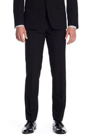 "Ben Sherman Black Suit Separates Pants - 30-34"" In"