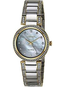 Citizen Watches Silhouette Crystal EM0844-58D