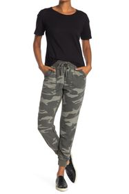 Splendid Boardwalk Camo Print Joggers