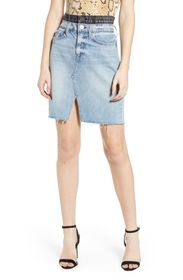 HUDSON Jeans The Lulu Skirt