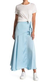 Free People So Silky Wrap Half-Slip Skirt