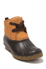 Sperry Saltwater 2-Eye Leather Duck Boot