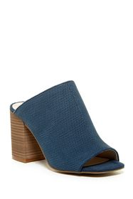 Kenneth Cole Reaction Top Notch Perforated Mule