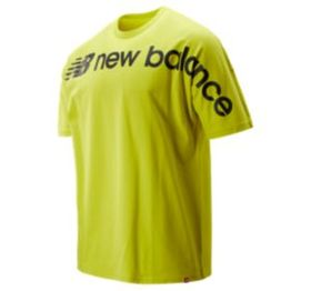 New balance Men's Sport Style Optiks Oversized Tee