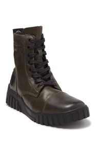 Diesel Le Rua Leather Lace-Up Boot
