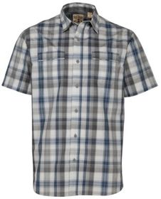 RedHead Reclaimed Recycled Short-Sleeve Shirt for
