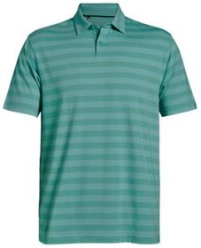 Under Armour Charged Cotton Scramble Golf Polo for