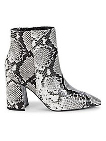 Charles by Charles David Virgil Snakeskin-Embossed