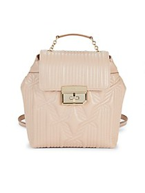 Bally Balint Leather Backpack