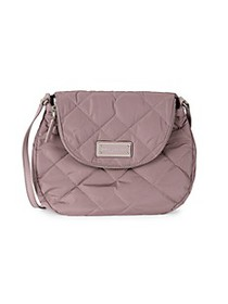 Marc Jacobs Quilted Pouch Messenger Bag