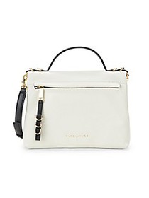 Marc Jacobs The Two Fold Leather Satchel