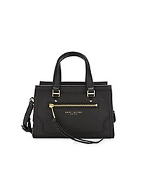 Marc Jacobs Mini Cruiser Leather Satchel